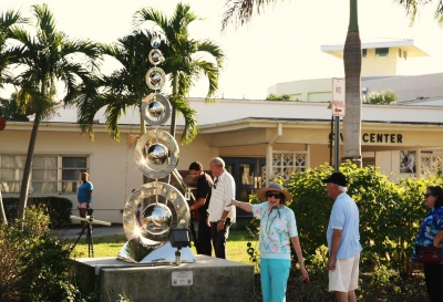 1st International Kinetic Art Symposium and Exhibition in Boynton Beach, Florida
