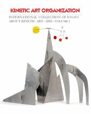 KAO – Kinetic Art Organization – publishes first ever Kinetic Art E-Book on Amazon
